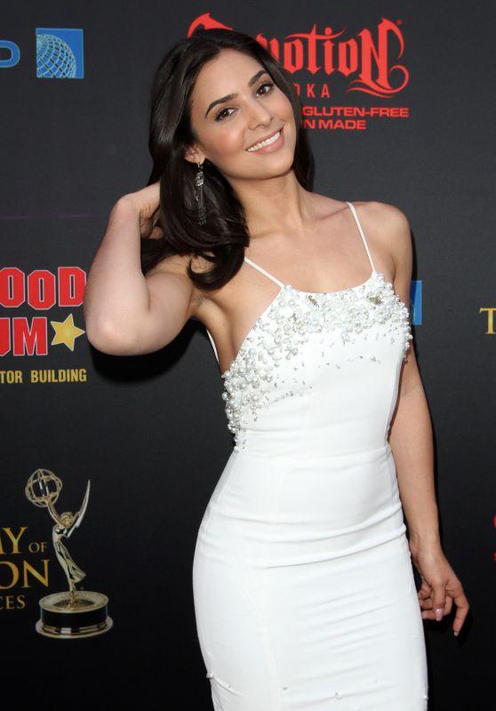 Camila Banus - Daytime Emmy Awards Nominee Reception in LA 4/26/2017