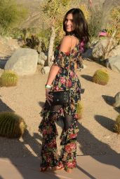 Camila Banus - PrettyLittleThing x Paper Magazine, Coachella Valley Music and Arts Festival in Palm Springs 4/14/2017
