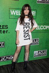 Camila Cabello at Zedd