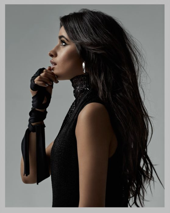 Camila Cabello - FAULT Magazine April 2017 Issue