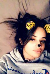 Camila Cabello Social Media Pics 4/5/2017