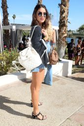 Camila Coelho – REVOLVE Festival Day 2 at Coachella in Palm Springs 4/16/2017