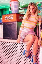 Camila Mendes & Lili Reinhart - Cosmopolitan Magazine 2017