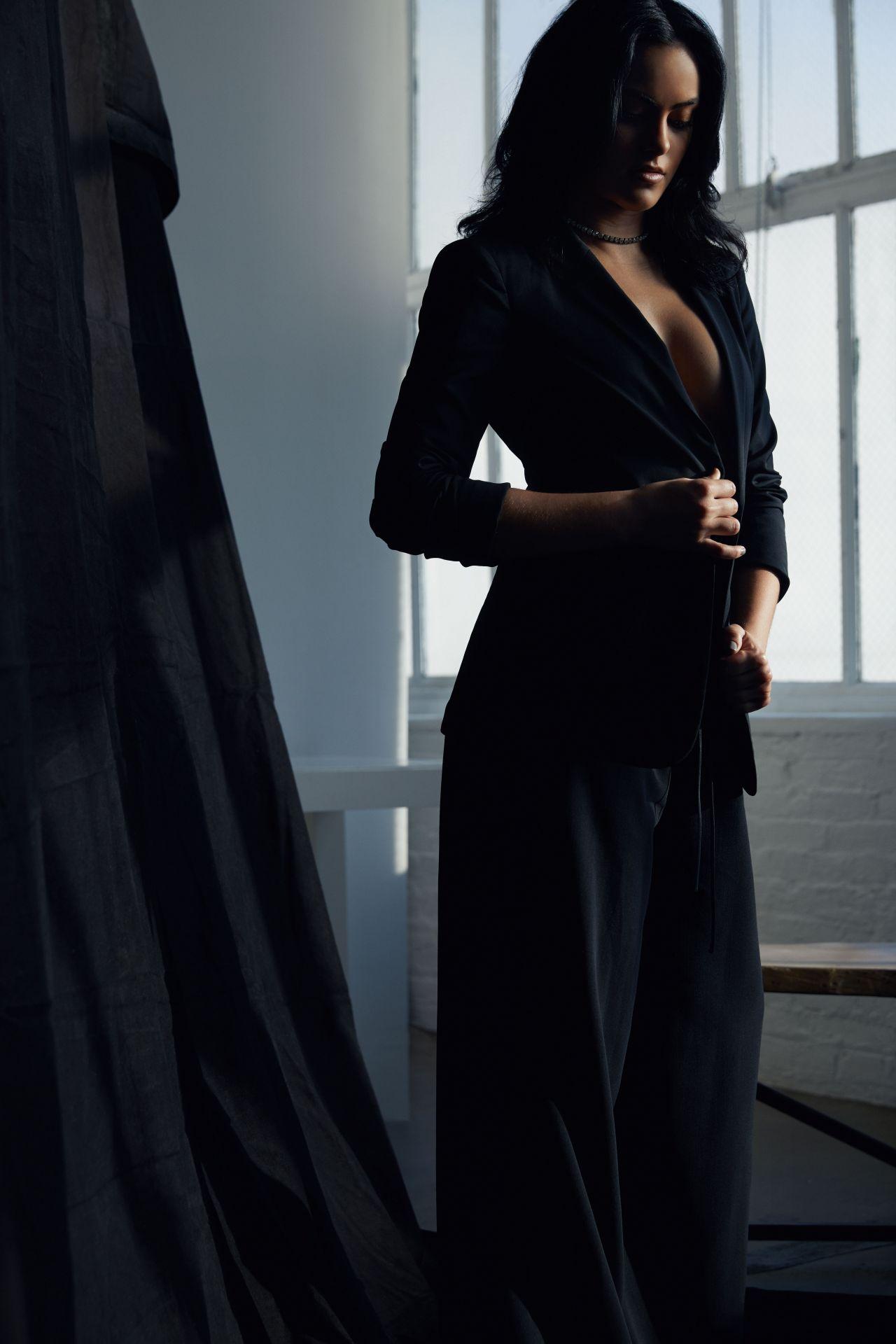 Camila Mendes Photos New York Moves Magazine 2017