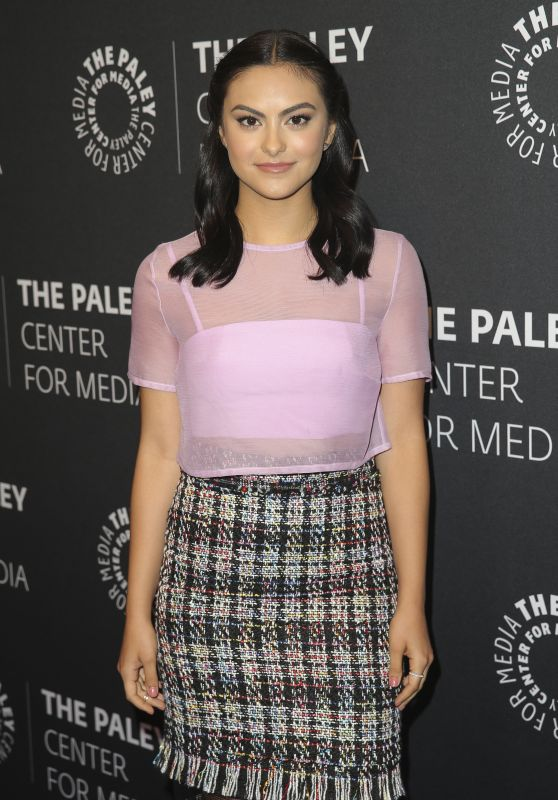 "Camila Mendes - ""Riverdale"" TV Screening & Conversation in Beverly Hills 04/27/2017"