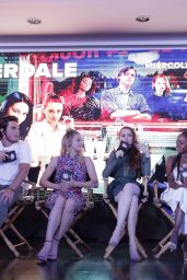 """Camila Mendes – """"Riverdale"""" TV Series Photocall in Mexico City 4/6/2017"""