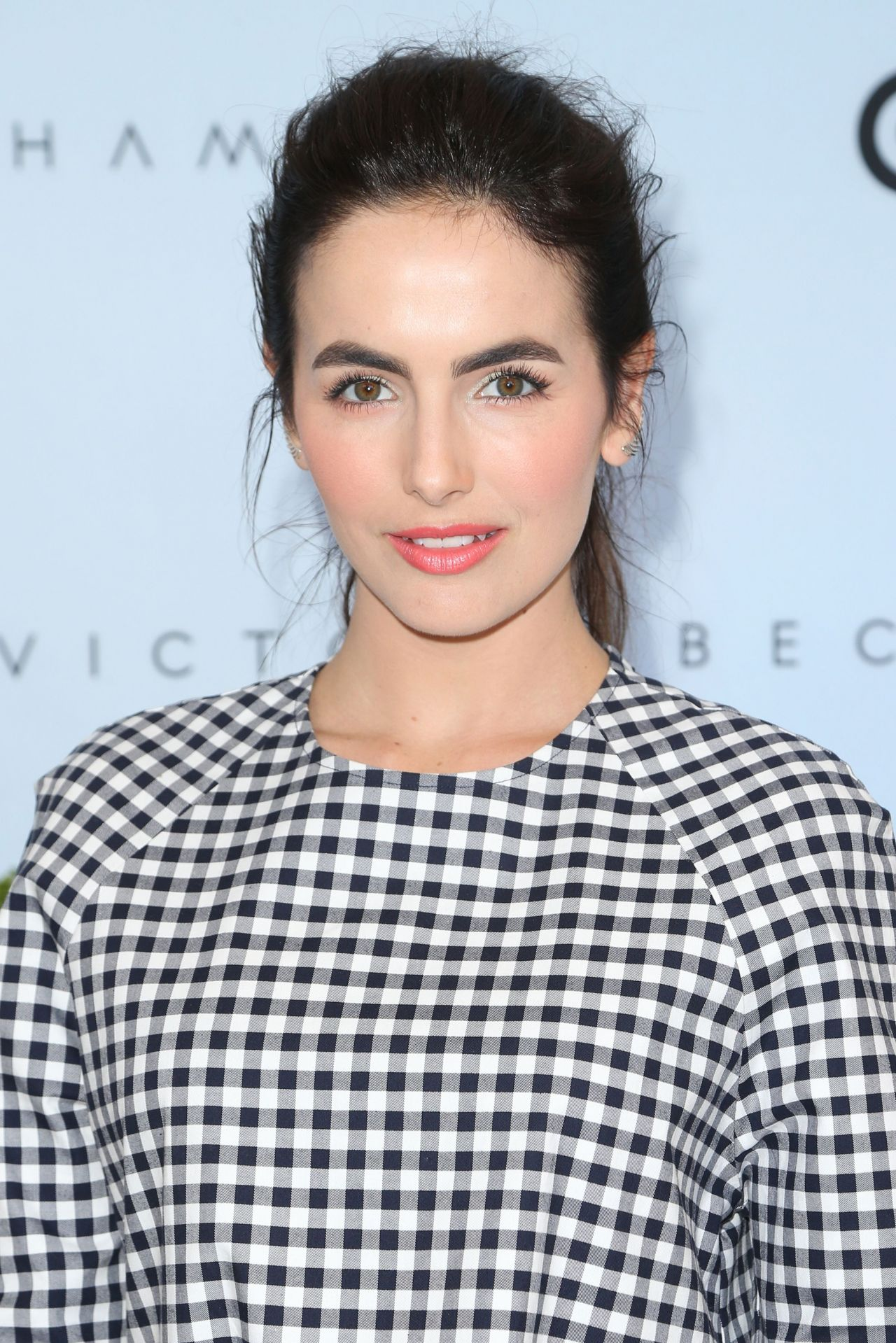 Camilla Belle at Victoria Beckham for Target Garden Party ...