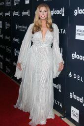 Candis Cayne at GLAAD Media Awards 2017 in Los Angeles