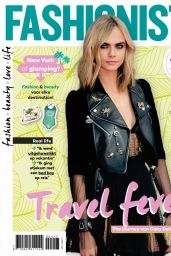 Cara Delevingne - Fashionista Magazine Nr5 2017