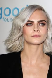Cara Delevingne – unite4: Humanity Gala in Beverly Hills 4/7/2017
