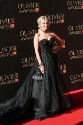 Carley Stenson – Olivier Awards in London 4/9/2017