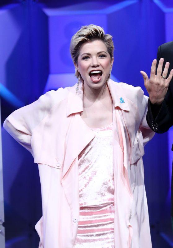 Carly Rae Jepsen - GLAAD Media Awards in Los Angeles 4/1/2017