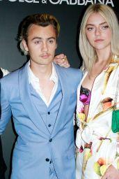 Caroline Daur and Pyper America Smith - Dolce & Gabbana Party at JK Iguatemi Sao Paulo 04/25/2017
