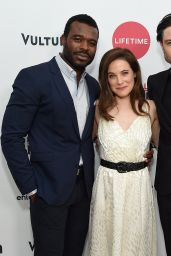 "Caroline Dhavernas - ""Mary Kills People"" Screening Event in West Hollywood 4/19/2017"