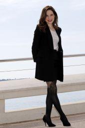 Caroline Dhavernas - MIPTV Conference in Cannes, France 4/3/2017