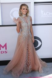 Carrie Underwood - Academy Of Country Music Awards 2017 in Las Vegas