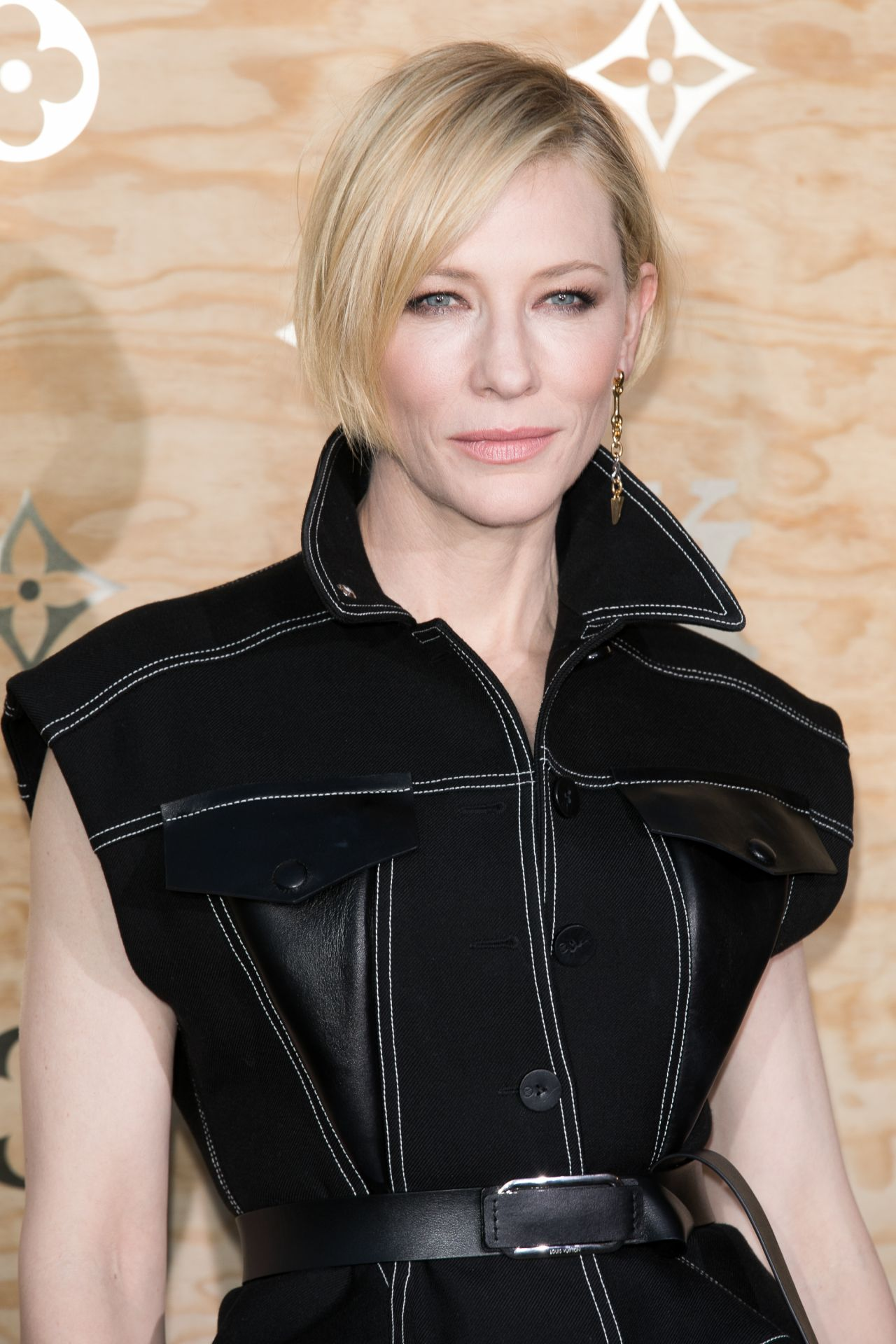 Cate Blanchett at Louis Vuitton Dinner Party, Louvre in ... Cate Blanchett