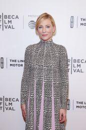 "Cate Blanchett - ""Manifesto"" Screening at TFF in New York 04/26/2017"