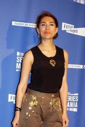 Caterina Murino – Series Mania Festival Opening Night in Paris 4/13/2017