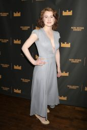"""Catherine Combs - """"The Hairy Ape"""" Opening Night in NY"""