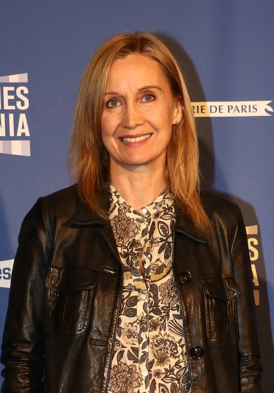 Catherine Marchal – Series Mania Festival Opening Night in Paris 4/13/2017