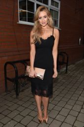 Catherine Tyldesley – Bleakholt Animal Charity Ball in Bury, UK 1/4/2017