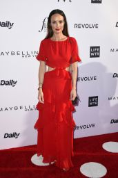 Catt Sadler at Daily Front Row's Fashion Los Angeles Awards 2017
