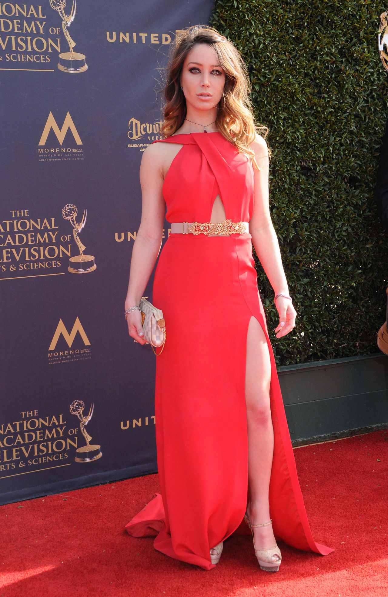 Celeste Fianna – Daytime Creative Arts Emmy Awards 2017 in Pasadena