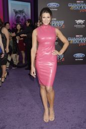 Cerina Vincent on Red Carpet - Guardians of the Galaxy Vol. 2 Premiere in Los Angeles