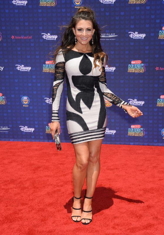 Cerina Vincent – Radio Disney Music Awards in Los Angeles 04/29/2017