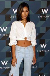 Chanel Iman at W Las Vegas Hosts Grand Opening Celebration – Las Vegas 3/31/2017