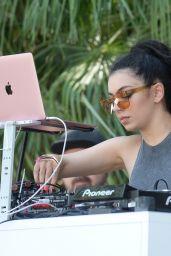 Charli XCX - Pandora Indio Invasion Party at Coachella 2017