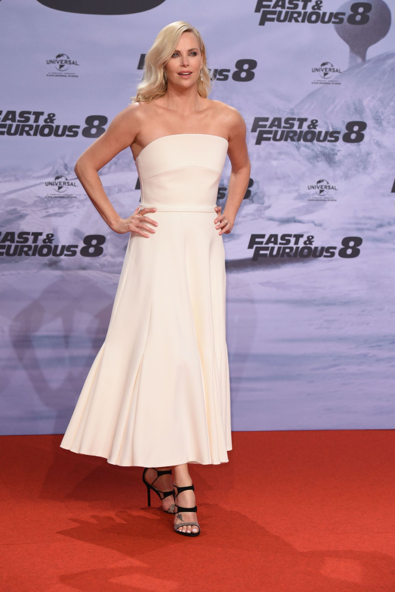 Fast And Furious 8 Premiere Berlin