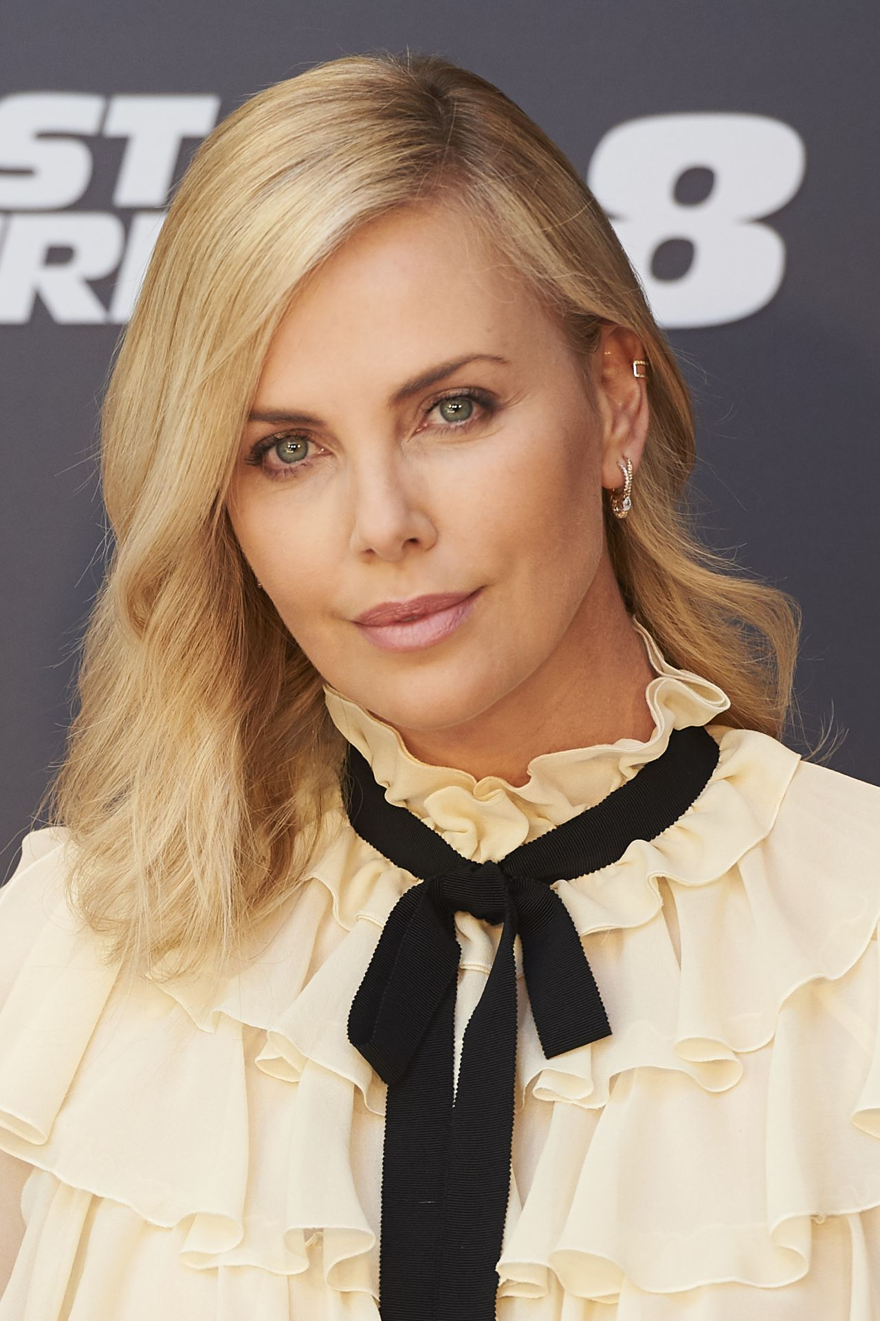 "Charlize Theron - ""The Fate of the Furious"" Photocall in ... Charlize Theron"