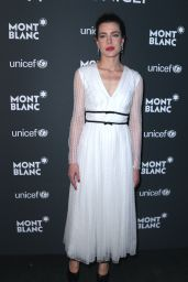 Charlotte Casiraghi – Montblanc Gala Dinner & UNICEF in New York City 4/3/2017