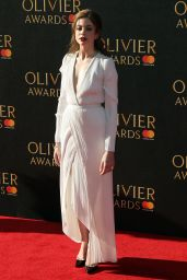 Charlotte Hope - Olivier Awards 2017 in London