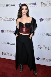 "Charlotte Le Bon - ""The Promise"" Special Screening in New York"