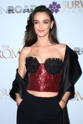 """Charlotte Le Bon - """"The Promise"""" Special Screening in New York"""