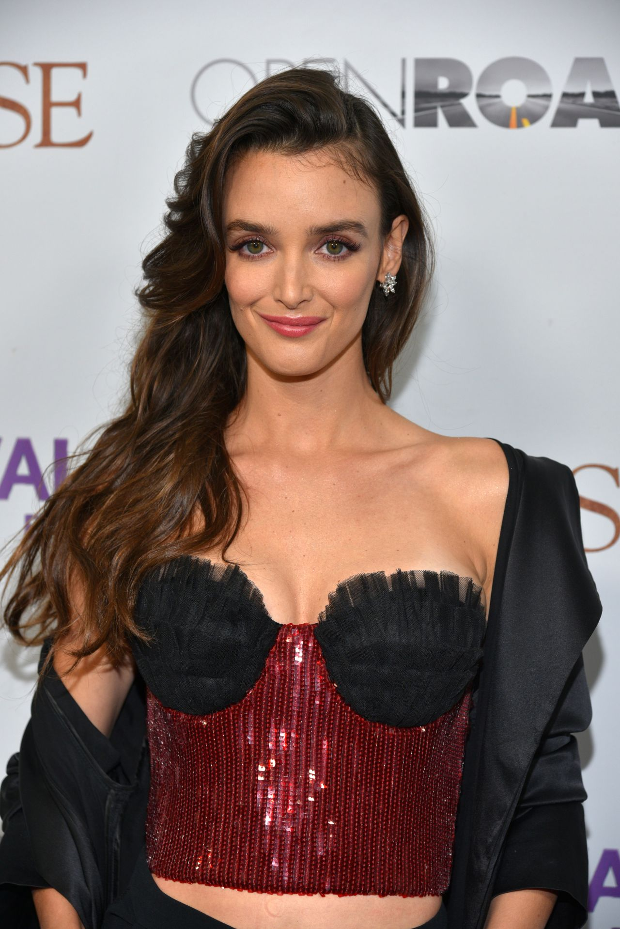 charlotte le bon quotthe promisequot special screening in new york