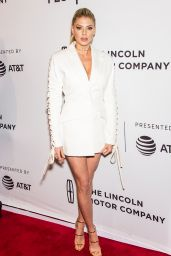 """Charlotte McKinney at """"Literally, Right Before Aaron"""" Screening - TFF in New York 04/23/2017"""