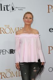 """Charlotte Ross - """"The Promise"""" Premiere in Los Angeles 4/12/2017"""