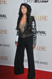 "Cher at ""The Promise"" Premiere in Los Angeles 4/12/2017"