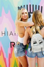 Chiara Ferragni – The Blonde Salad x Revolve Pool Party in Palm Springs 4/14/2017