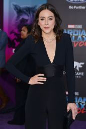 """Chloe Bennet - """"Guardians of the Galaxy Vol. 2"""" Premiere in Hollywood 4/19/2017"""