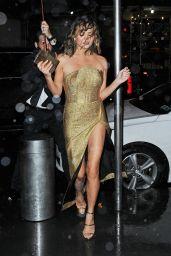 Chrissy Teigen Arrving at Time 100 Gala in New York City, 4/25/2017