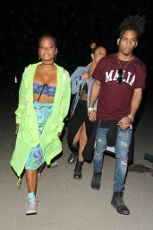 Christina Milian - NEON CARNIVAL with Tequila Don Julio in Thermal, CA 4/15/2017