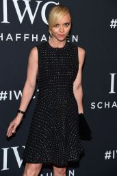 Christina Ricci – IWC Schaffhausen For the Love of Cinema Gala at Tribeca 2017