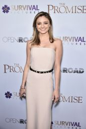 """Christine Evangelista – """"The Promise"""" Special Screening in NY 4/18/2017"""