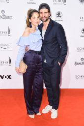 Chryssanthi Kavazi at ECHO Music Awards 2017 in Berlin