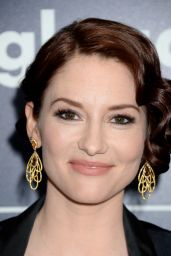 Chyler Leigh on Red Carpet - GLAAD Media Awards in Los Angeles 4/1/2017